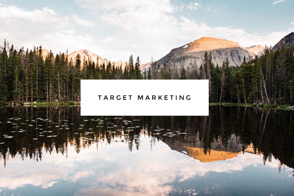 target marketing for photographers